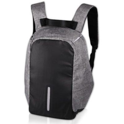 NOD CitySafe Αnti-theft σακίδιο πλάτης για laptop έως 15,6'' με ενσωματωμένη θύρα USB
