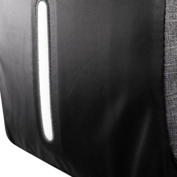 NOD CitySafe Αnti-theft σακίδιο πλάτης για laptop έως 15,6'' με ενσωματωμένη θύρα USB σε γκρι χρώμα 4