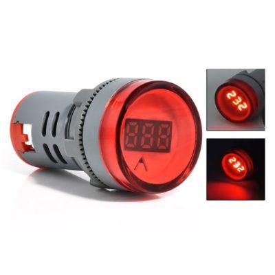 VM-20-500V Ψηφιακό Βολτόμετρο 20-500V AC με οθόνη 3 ψηφίων