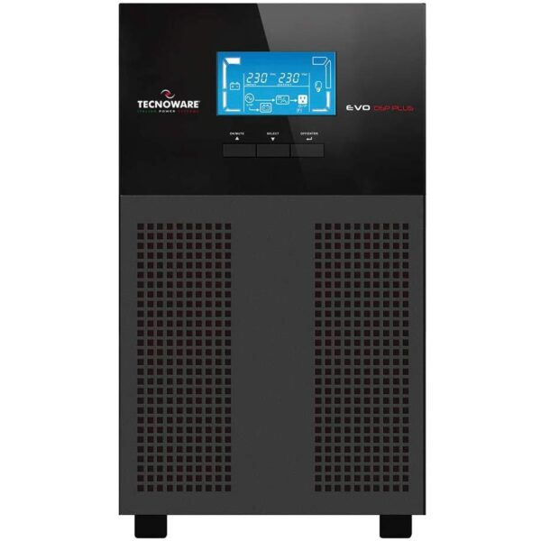 Tecnoware 2000VA Online UPS EVO DSP PLUS 2.0 MM HE – PF 0,9