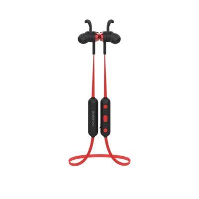 BOROFONE BE24 sports earphones MaxRun, wireless V4.2, red