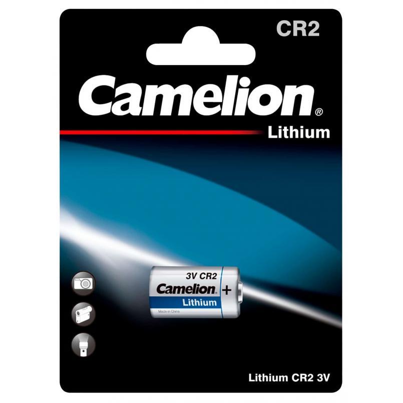 Camelion CR2 Μπαταρία Λιθίου 3V (1τμχ.)
