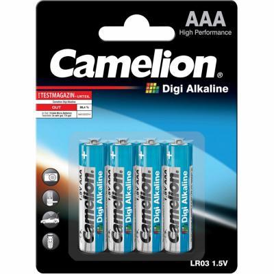 Camelion AAA LR03 Αλκαλικές Μπαταρίες 1.5V Digi Alkaline