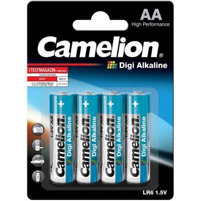 Camelion AA LR6 Αλκαλικές Μπαταρίες 1.5V Digi Alkaline