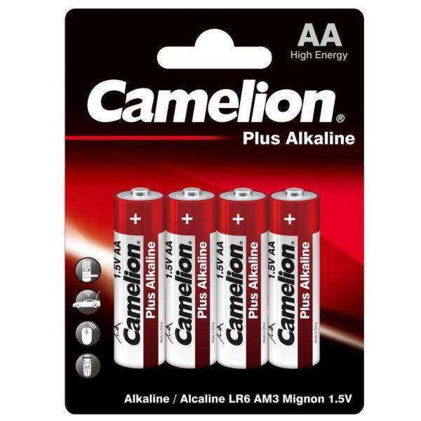 Camelion AA LR6 Αλκαλικές Μπαταρίες 1.5V Plus Alkaline