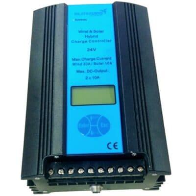 Silentwind-Hybrid Ρυθμιστής Φόρτισης 600W+300W WWS06-24V Booster