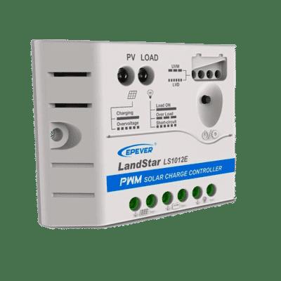 Epsolar LS1012E PWM Ρυθμιστής Φόρτισης 10Α 12V