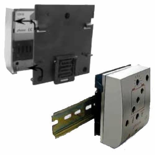 Phocos CX-DR-2,1 Βάση στήριξης σε ράγα ξια ρυθμιστές φόρτισης
