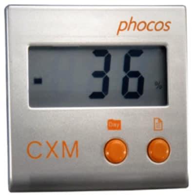 Phocos Ψηφιακό όργανο για σειρά CXN 12V/24V (CXM-1,2)