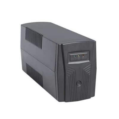 NG 650VA UPS Line Interactive με λογισμικό διαχείρισης NG-UPS650-USB
