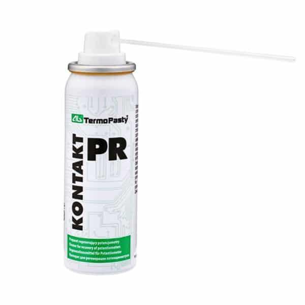TermoPasty Σπρέϊ Καθαρισμού Επαφών με Λάδι Kontakt PR AGT-007