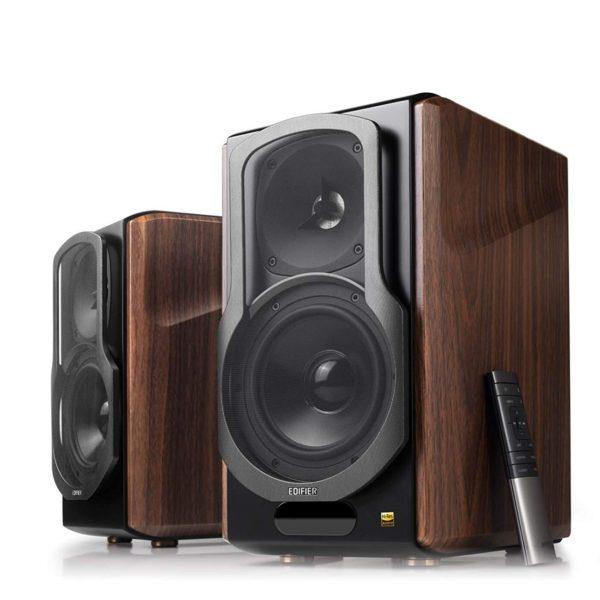 Edifier S2000MKIII Audiophile Active Bookshelf Speakers 2.0 130W