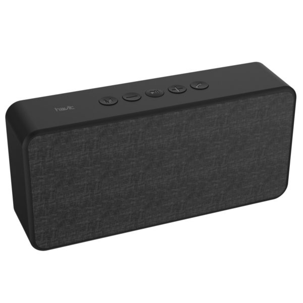 HAVIT SK579BT Bluetooth Portable Home Speaker with Dual Driver Pure Bass