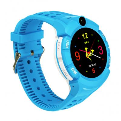 INTIME GPS Παιδικό ρολόι χειρός IT-029, SOS, βηματομετρητής, μπλε