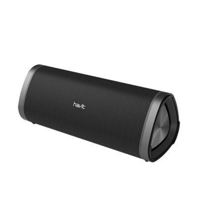 HAVIT M73 Outdoor Wireless fabric Speaker with TWS Function, Black