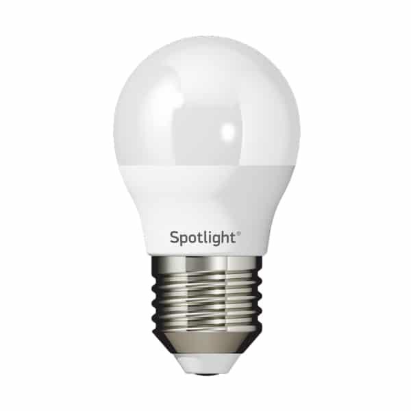 Spotlight Λαμπτήρας LED G45 E27 7W 550lm 3000k 210° (5397)