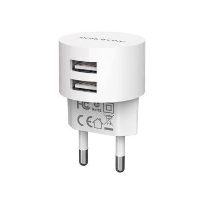 BOROFONE BA23A Brilliant dual USB port wall charger