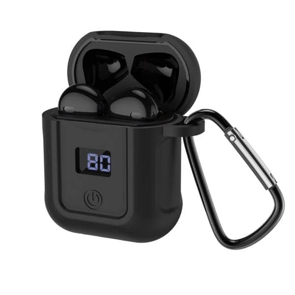 Hoco S11 Melody wireless headset, BT V5.0, with mic & charging case