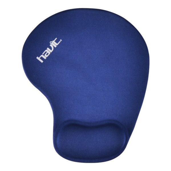 Havit HV-MP802 Mouse Pad with Wrist Rest, Blue