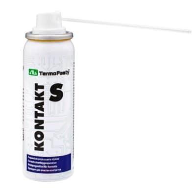 TermoPasty Σπρέϊ Καθαρισμού Επαφών Χωρίς Λάδι Kontakt S AGT-010