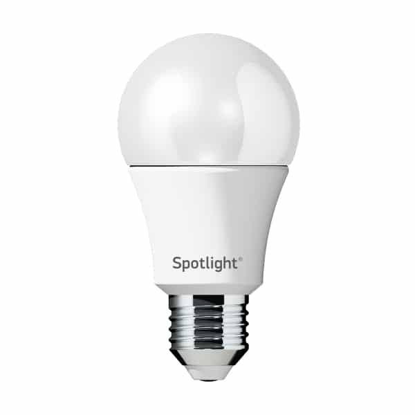SPOTLIGHT LED ΛΑΜΠΑ 10W A60 E27 800LM 3000K (5302)