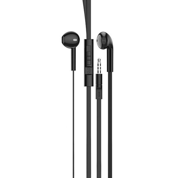 BOROFONE BM23 Bright sound earphones with mic, black