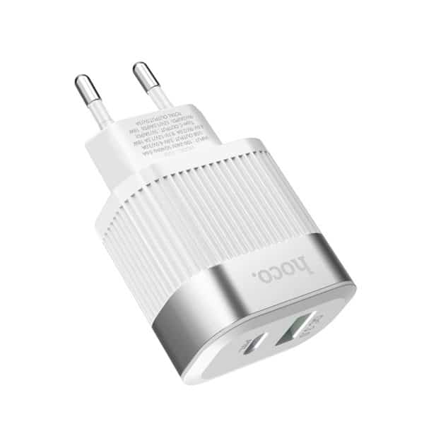 Hoco Wall charger C58A Prominent USB QC3.0 & Type-C PD 3