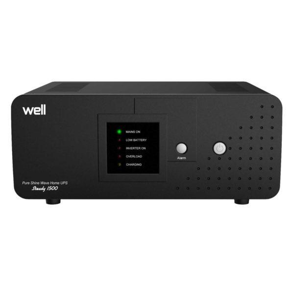 Well UPS για κυκλοφορητές 1500VA/900W