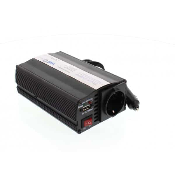 Well Power Inverter 150W 12VDC TO 220VAC Τροποποιημένου Ημιτόνου 1