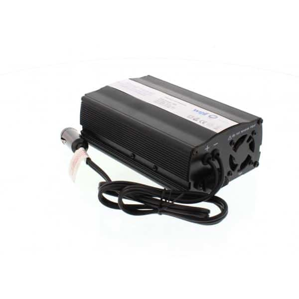 Well Power Inverter 150W 12VDC TO 220VAC Τροποποιημένου Ημιτόνου 4