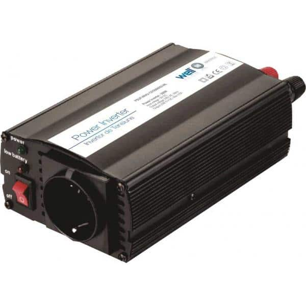 Well Power Inverter 300W 12VDC TO 220VAC Τροποποιημένου Ημιτόνου