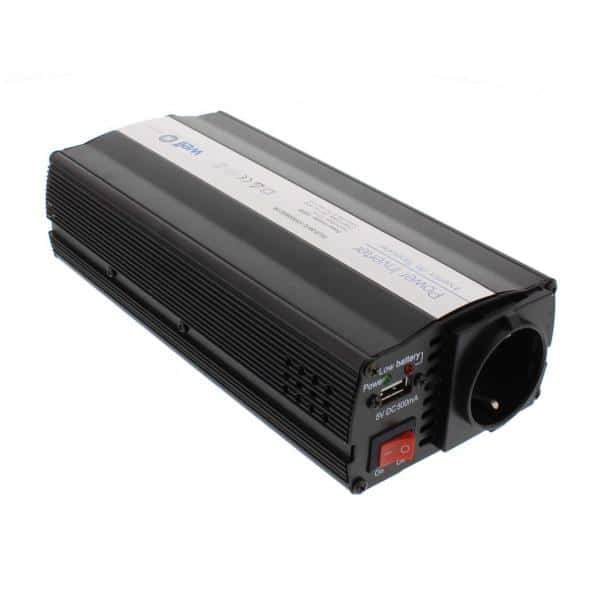 Well Power Inverter 600W 12VDC TO 220VAC Τροποποιημένου Ημιτόνου