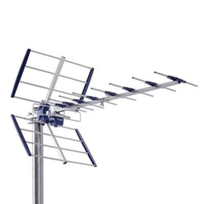 Engel MAX42 UHF κεραία 14,5dB με 4G LTE φίλτρο