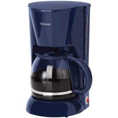 BOMANN Καφετιέρα φίλτρου 1.5L, 900W KA 183 CB BLUE