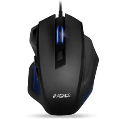 NOD LOCK & LOAD Ενσύρματο Gaming ποντίκι, με ανάλυση έως και 2400dpi