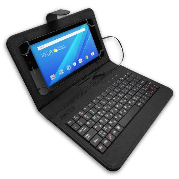 "NOD TCK-07 Universal θήκη προστασίας για tablet 7"" με ενσωματωμένο πληκτρολόγιο"