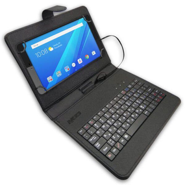 NOD TCK-08 Tablet case with keyboard for 8'' tablet