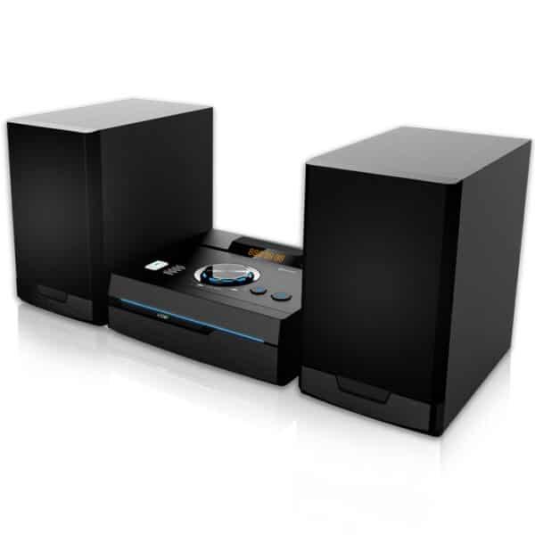 NOD STAGE Mini Hi-Fi με CD player, FM ράδιο, Bluetooth και USB 50W.