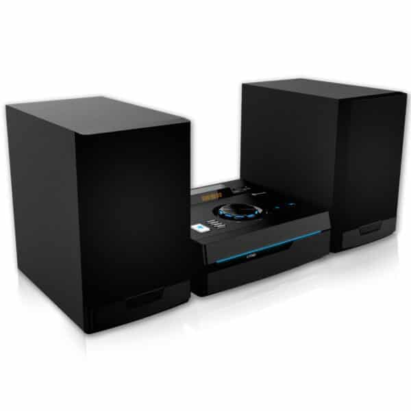 NOD STAGE Mini Hi-Fi με CD player, FM ράδιο, Bluetooth και USB 50W. 2