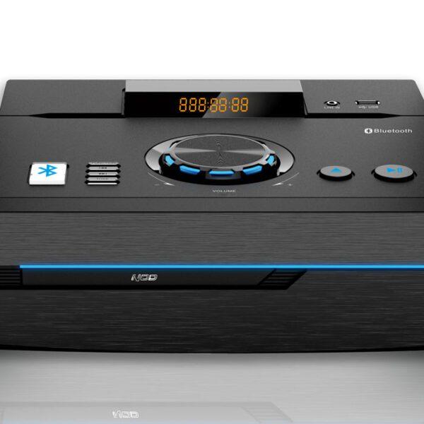 NOD STAGE Mini Hi-Fi με CD player, FM ράδιο, Bluetooth και USB 50W. 3