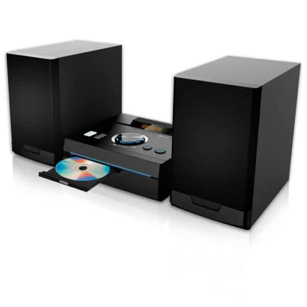 NOD STAGE Mini Hi-Fi με CD player, FM ράδιο, Bluetooth και USB 50W. 6