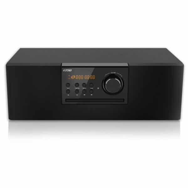 NOD ELEGANT Mini Hi-Fi με CD player, FM ράδιο, Bluetooth και USB stick, 30W 1