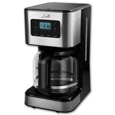 LIFE CM-200 Καφετιέρα φίλτρου προγραμματιζόμενη 1.5L, 950W