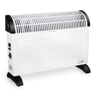 LIFE T-HEAT Ηλεκτρική θερμάστρα Convector 2000W