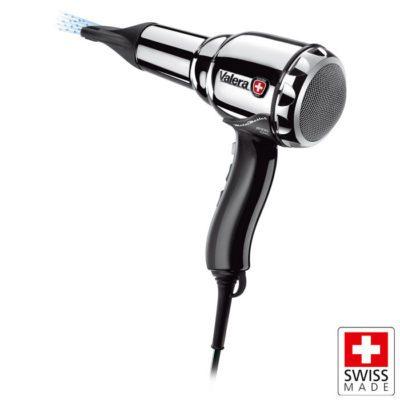 VALERA METAL MASTER STEEL Επαγγελματικό σεσουάρ μαλλιών με AC μοτέρ 2000W