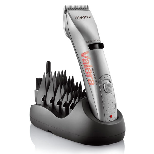 VALERA X-MASTER Επαγγελματική κουρευτική μηχανή μαλλιών με επαναφορτιζόμενη μπαταρία και τροφοδοσία ρεύματος