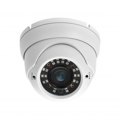 ANGA AQ-2216-NIPD Dome IP Κάμερα 2MP 2,8mm-12mm 1080P Onvif 2.4 24xLED 30M Μεταλλική IP66