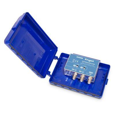 ENGEL Ενισχυτής Ιστού UHF & VHF 40db AM6212C