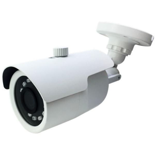 ANGA Premium AQ-4232-RS4 Bullet Κάμερα 2MP(4in1) 2,8mm 12xLED 20Μ Μεταλλική IP66 12V