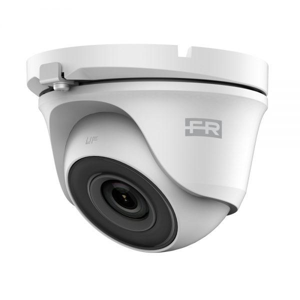 FRACARRO Dome Κάμερα 2ΜP 1080p AHD, TVI, CVI, CVBS IP66 3.6mm CDIR-A36-2MP